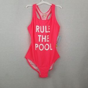 Rule the Pool Cat & Jack Swimsuit